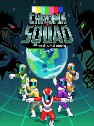 Chroma Squad (PC) Klíč Steam
