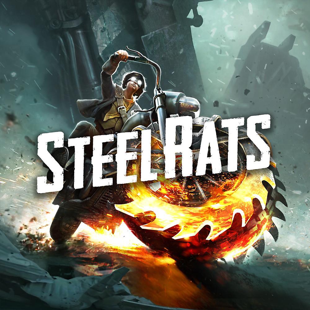 Steel Rats (PC) DIGITÁLIS (Steam kulcs)