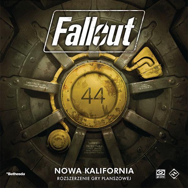 Fallout: Nowa Kalifornia (Gra Planszowa)