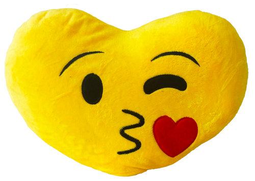 Poduszki pluszowe serca