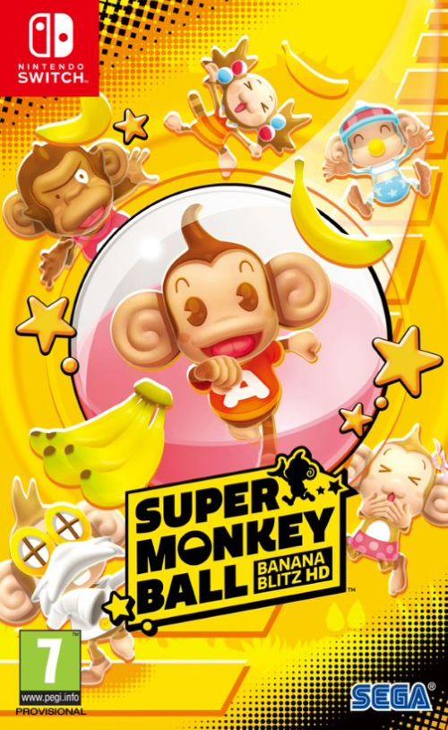 Super Monkey Ball: Banana Blitz HD (Switch)