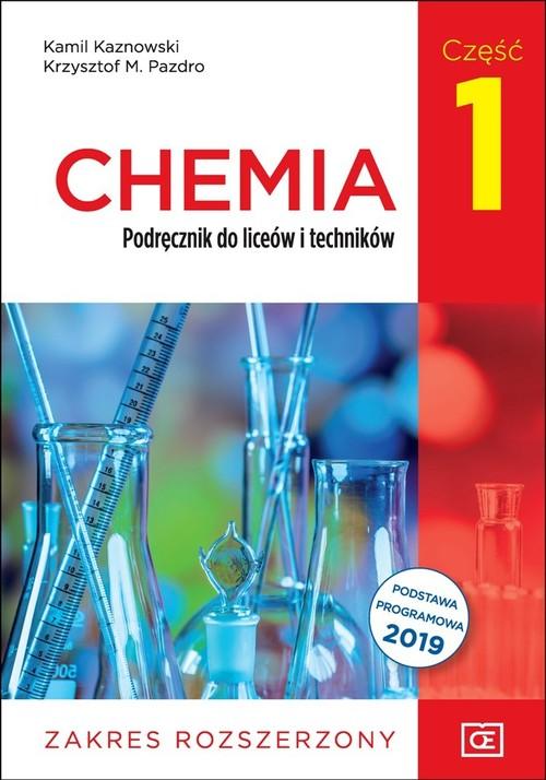 Chemia 1 Podręcznik Zakres rozszerzony