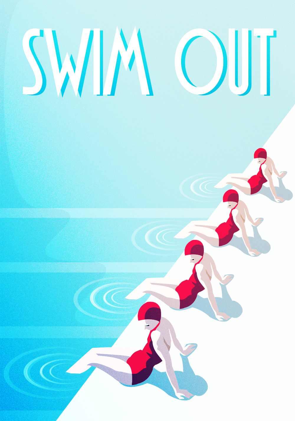 Swim Out (PC) Klucz Steam