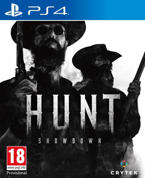 HUNT: SHOWDOWN (PS4) PL