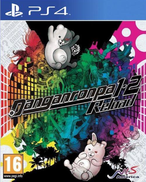 Danganronpa 1 & 2 Reload (PS4)