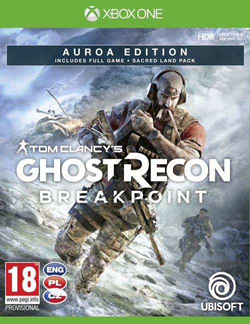 Ghost Recon Breakpoint Auroa Edition (XOne) PL
