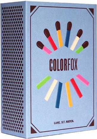 Colorfox (Gra rodzinna) + Koszulka