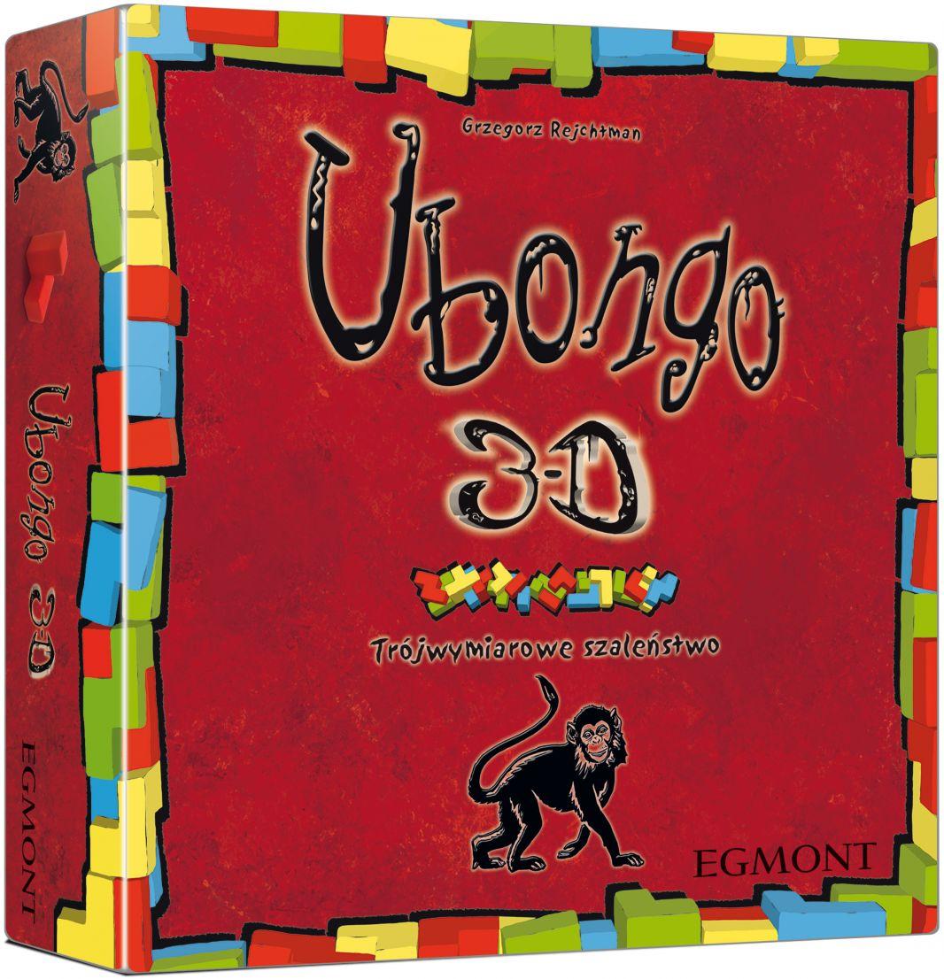 Ubongo 3D (Gra planszowa)