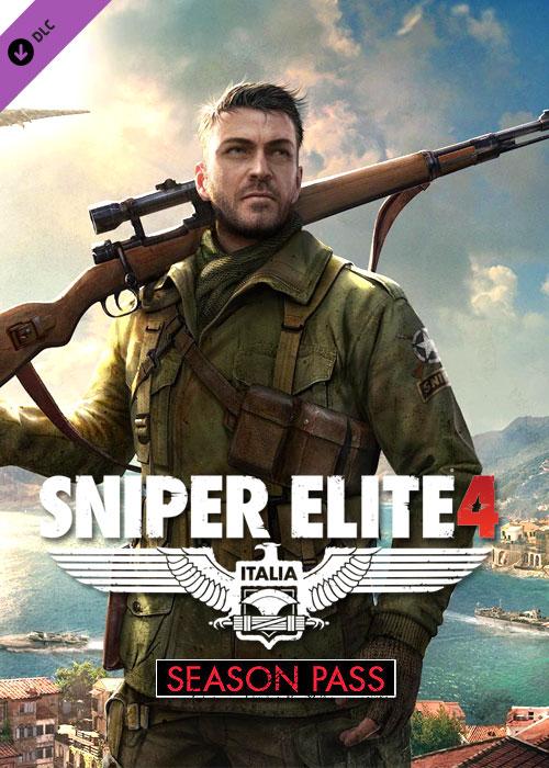Sniper Elite 4 - Season Pass (PC) klucz Steam