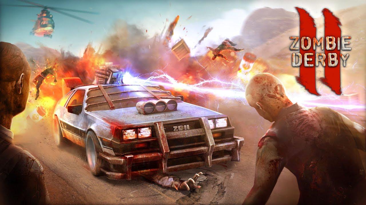 Zombie Derby 2 (PC) klucz Steam