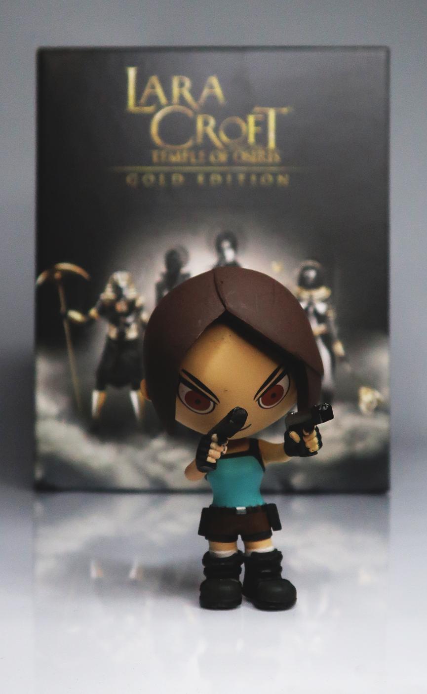 Figurka Lara Croft z gry Temple of Osiris