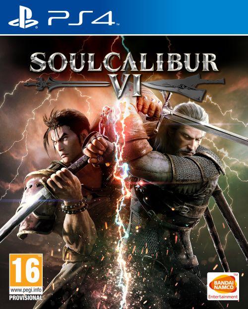 SoulCalibur VI + koszulka (PS4)