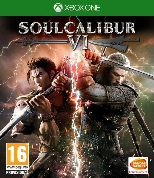 Soulcalibur VI + koszulka (XONE)