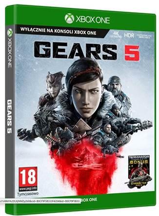Gears 5 Standard Edition + BONUS (XOne)