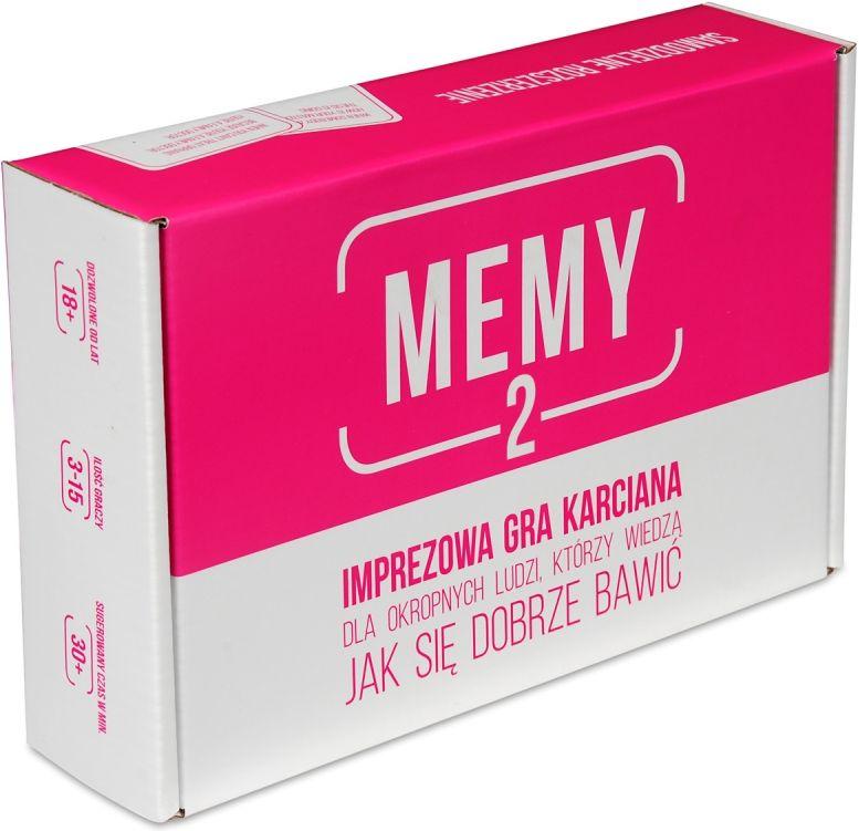 Memy 2: Imprezowa gra karciana (Gra Karciana)
