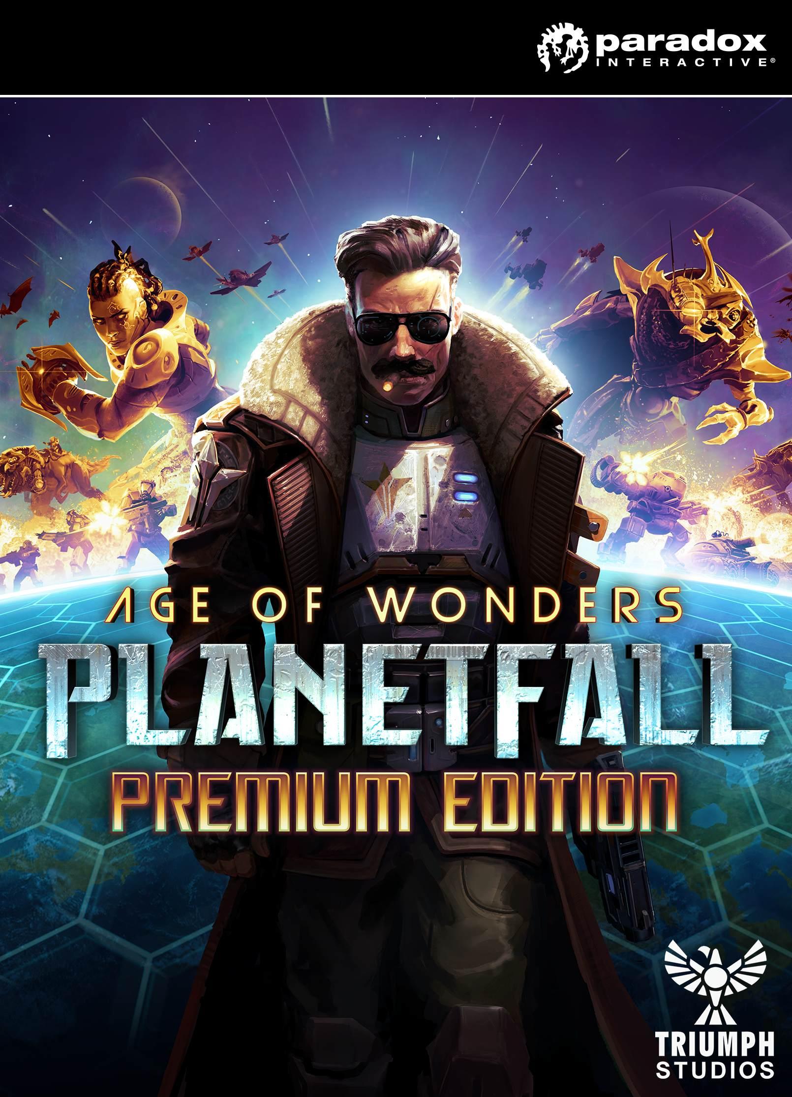 Age of Wonders: Planetfall Premium Edition (PC) klucz Steam