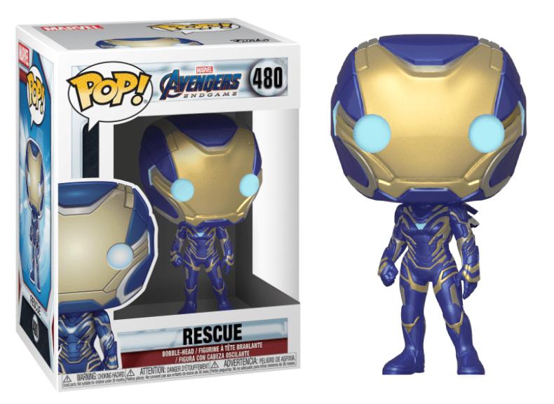 Funko POP Marvel: Avengers Endgame W2 - Rescue