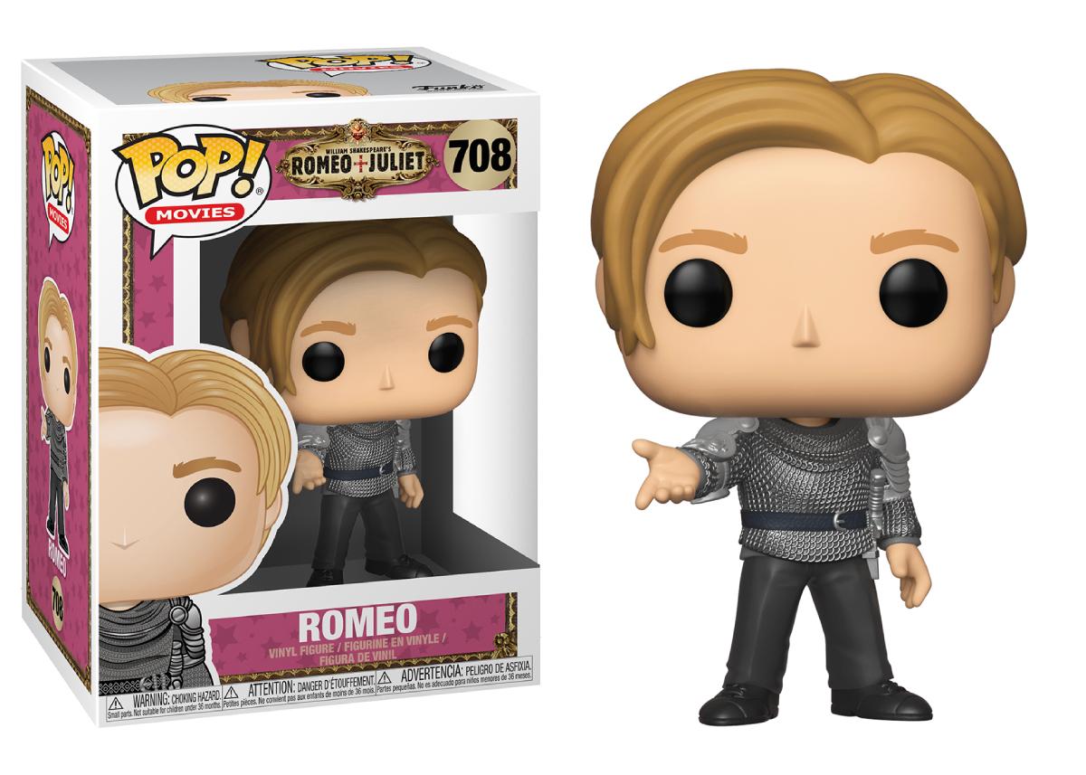 Funko POP Movies: Romeo & Juliet - Romeo w/Chase
