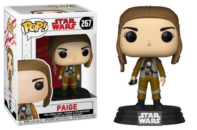 Funko POP Star Wars Bobble: E8 - Paige