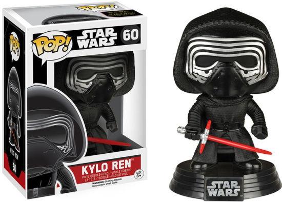 Funko POP Star Wars: EP7 - Kylo Ren