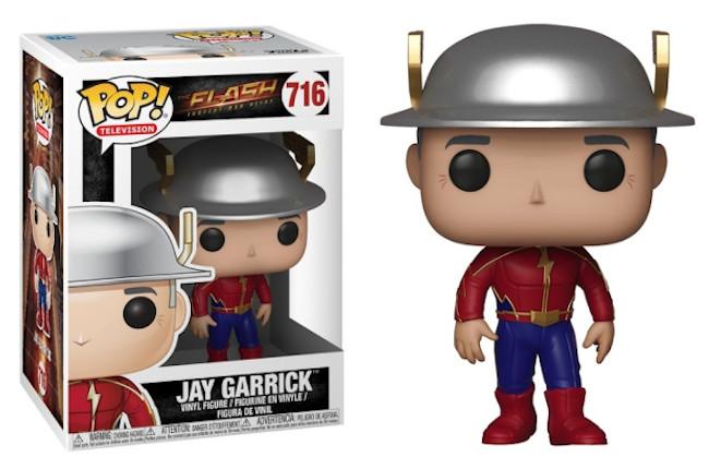 Funko POP TV: The Flash - Jay Garrick