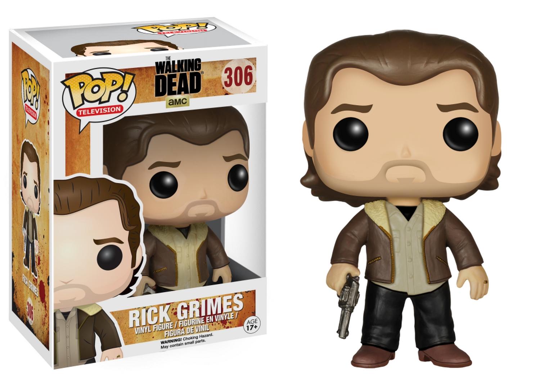 Funko POP TV: Walking Dead S5 - Rick Grimes
