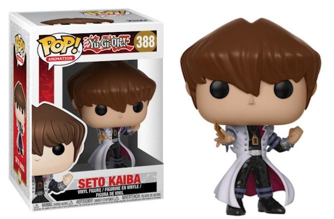 Funko POP: Yu-Gi-Oh! - Seto Kaiba