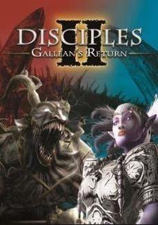 Disciples II Gallean's Return (PC) klucz Steam