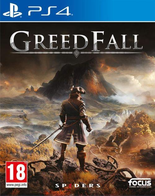 Greedfall (PS4) PL
