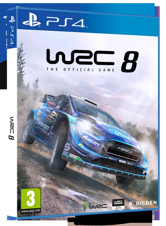 WRC 8 (PS4) PL