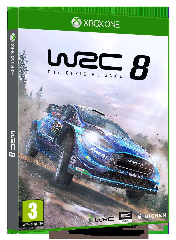 WRC 8 (XOne) PL + BONUS!