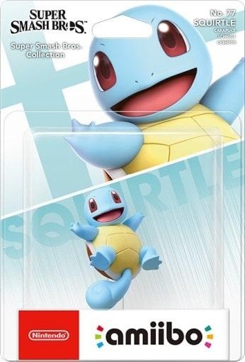 Figurka amiibo Smash Squirtle 77 (WiiU/3DS/Switch)