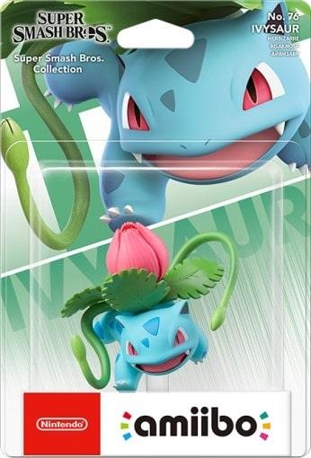Figurka amiibo Smash Ivysaur 76 (WiiU/3DS/Switch)