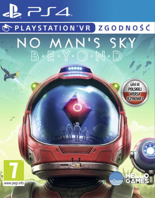 No Man's Sky Beyond VR (PSVR) PL