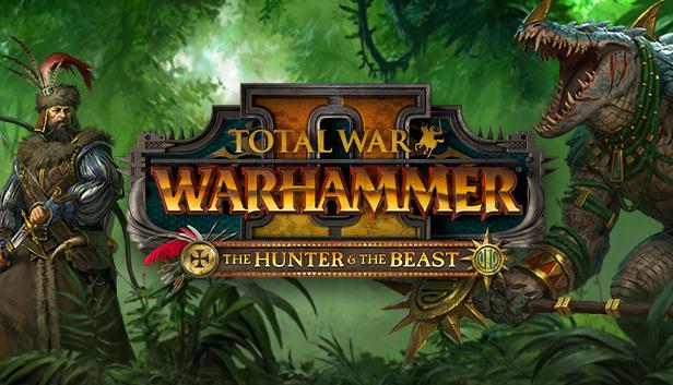Total War: WARHAMMER II - The Hunter and the Beast DLC (PC) Steam