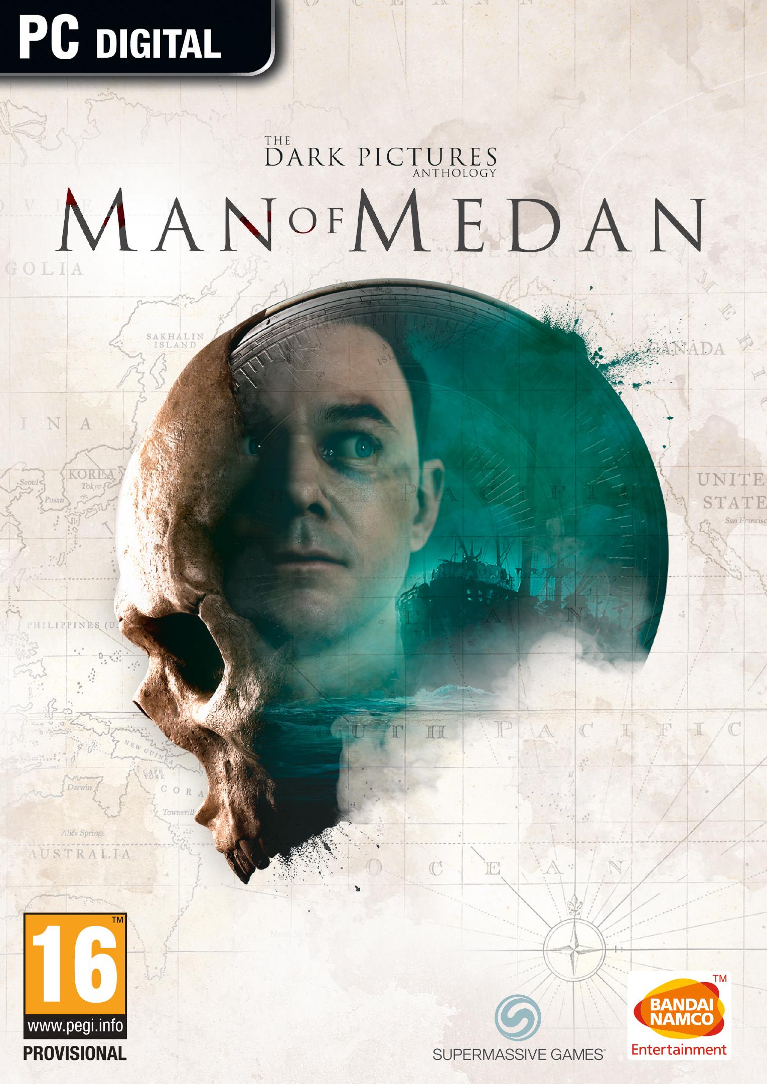 The Dark Pictures Anthology: Man Of Medan (PC) DIGITAL
