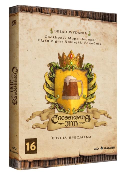 CROSSROADS INN Edycja Specjalna (PC) PL