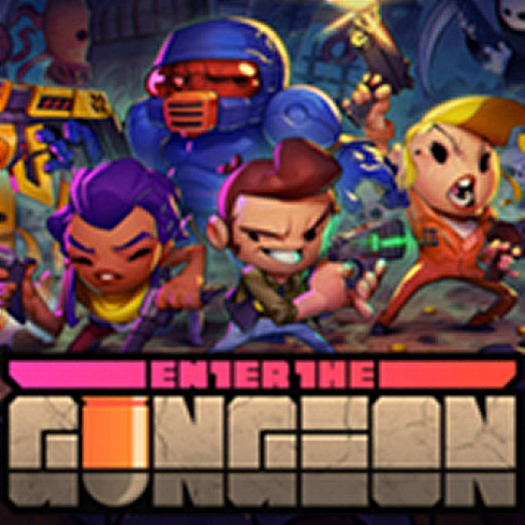 Enter the Gungeon (Switch) DIGITAL