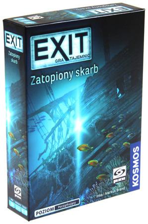 EXIT: Zatopiony Skarb (Gra karciana)