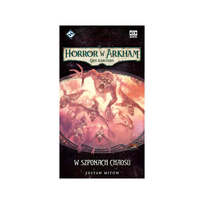 Horror w Arkham LCG: W Szponach Chaosu (Gra karciana)