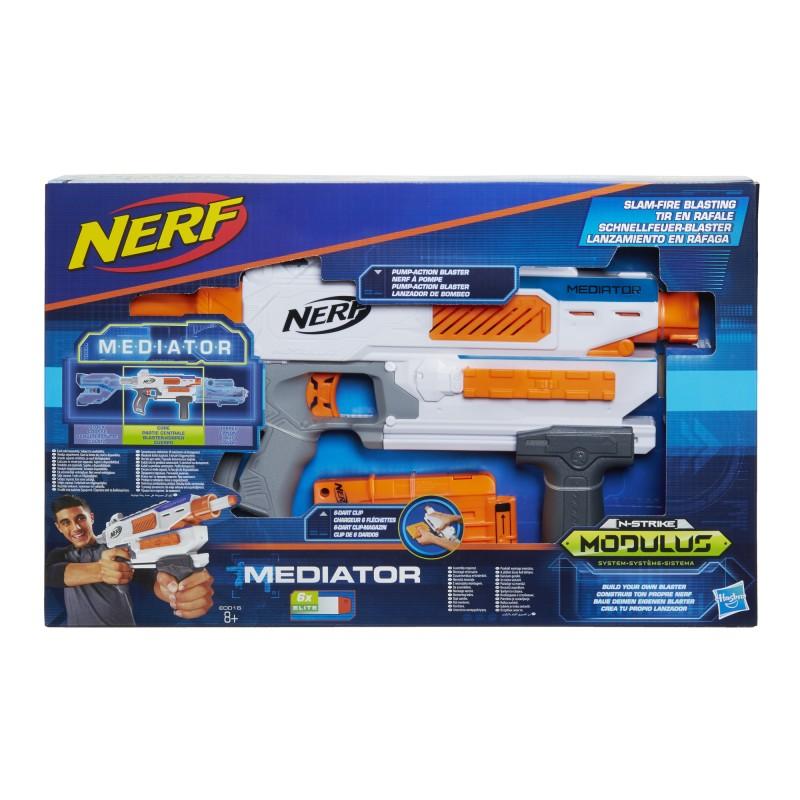 Nerf N-Strike - Wyrzutnia Modulus Mediator