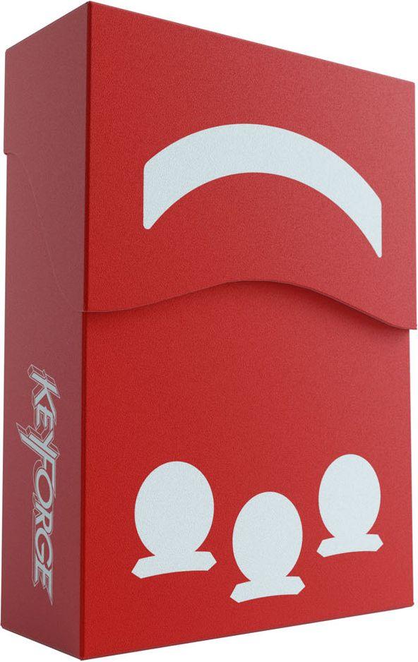 Gamegenic: KeyForge - Aries Red Deck Box