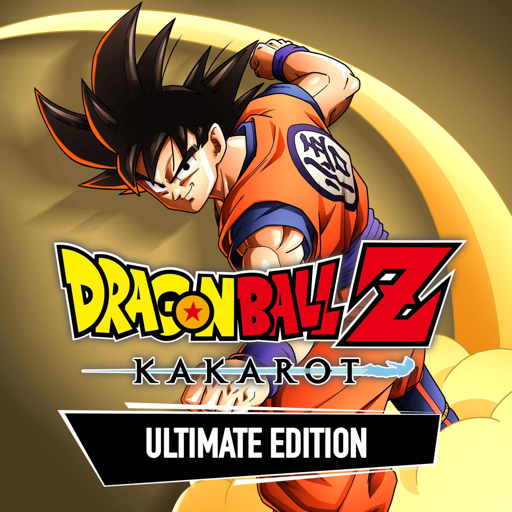 DRAGON BALL Z: KAKAROT - Ultimate Edition (PC) Klucz Steam