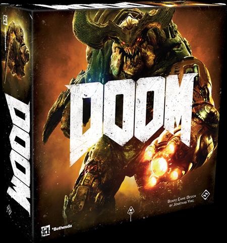DOOM: The Boardgame - 2nd Edition (Gra Planszowa)