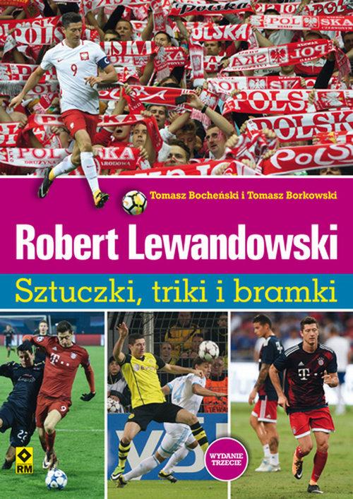 Robert Lewandowski Sztuczki, triki i bramki