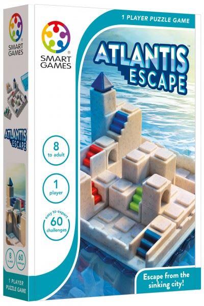 Smart Games - Atlantis Escape (Ucieczka z Atlantydy) (Gra rodzinna)