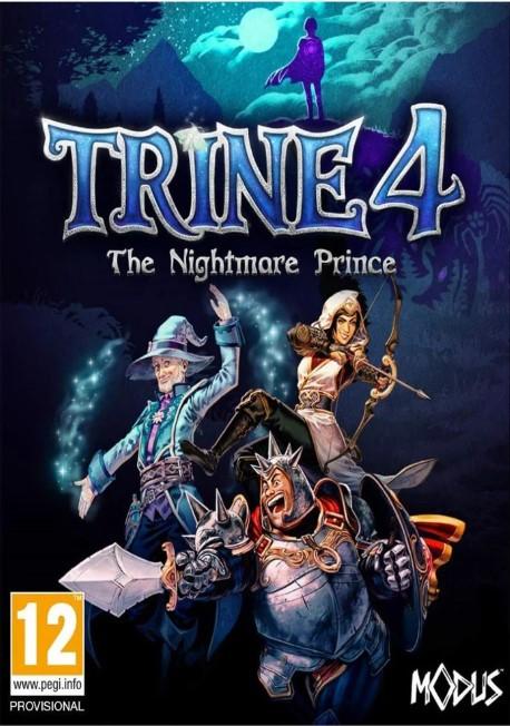Trine 4: The Nightmare Prince (PC) Klucz Steam