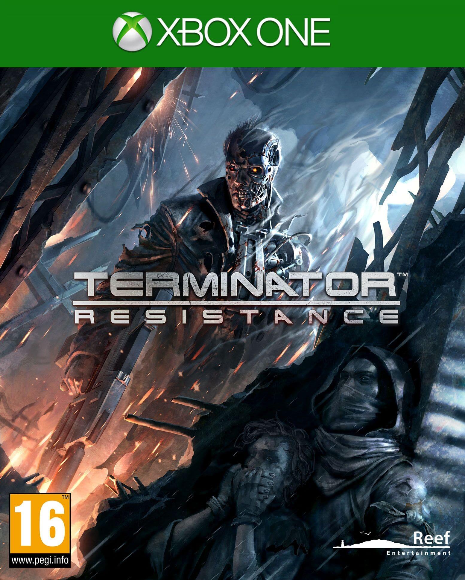 Terminator: Resistance (XOne) PL