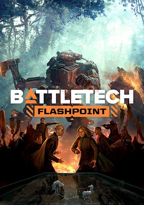BATTLETECH Flashpoint (PC) klucz Steam