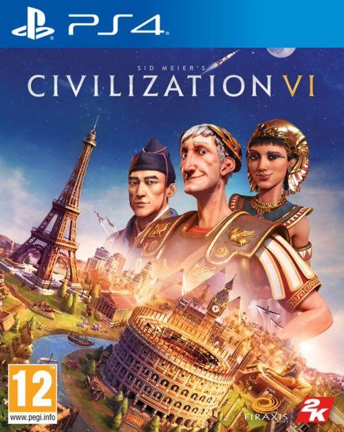 Sid Meier's Civilization VI (PS4) PL